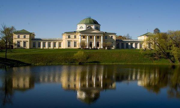Фото - Парк Александрино - одна з найстаріших зелених зон Санкт-Петербурга