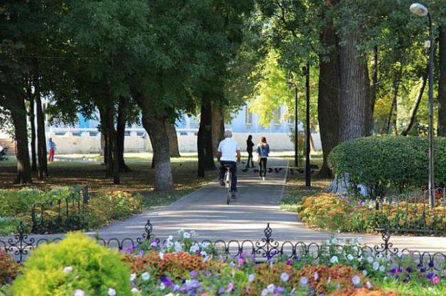парк островского ростові на дону адреса