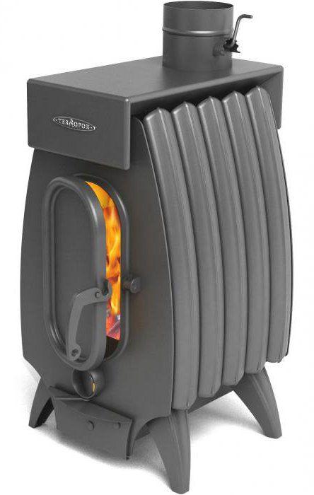 опалювальна піч термофор