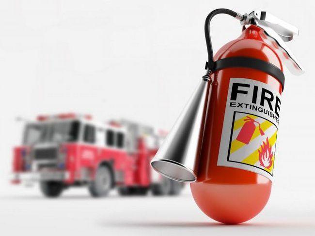 журнал інструктажу з пожежної безпеки