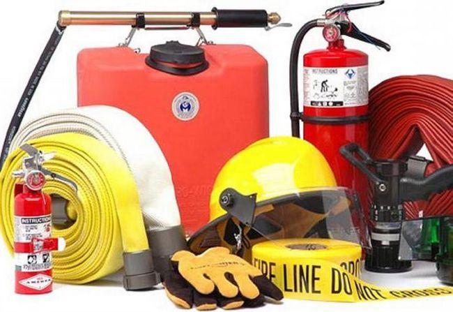 первинний інструктаж з пожежної безпеки