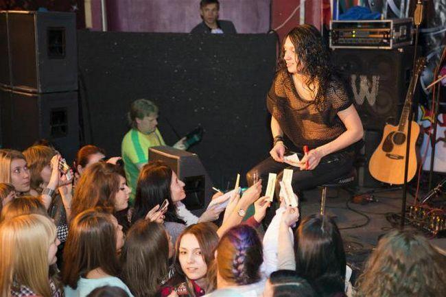 Мара співачка особисте життя