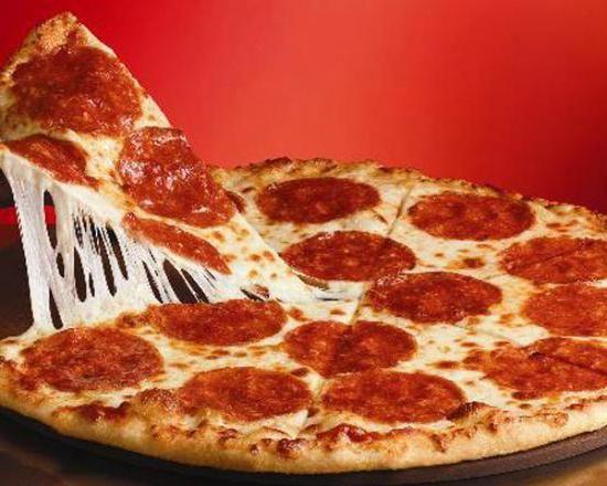 піца на кефірі без дріжджів