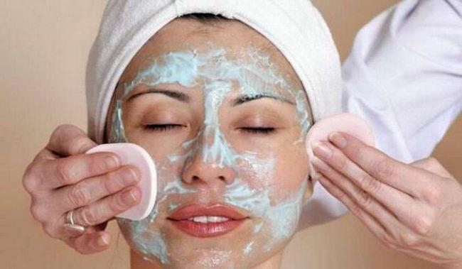 Хімічний пілінг обличчя в домашніх умовах рецепти
