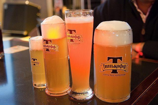 пиво Тінькофф авторське