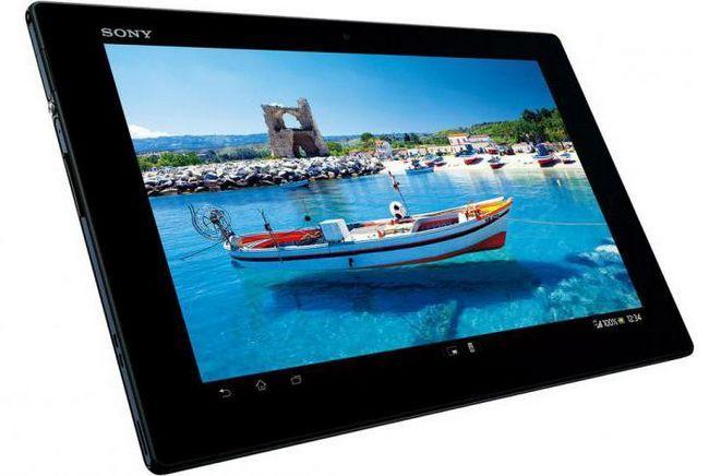планшети соні xperia tablet z