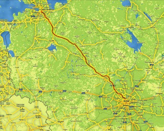 платні дороги на мапі