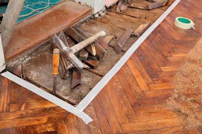 плюси і мінуси сухий стяжки підлоги