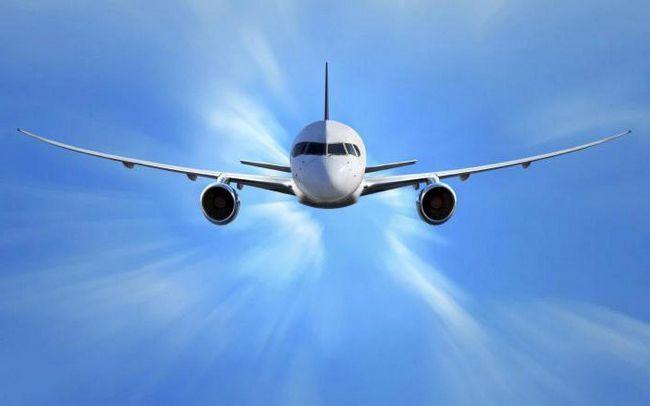 чому літаки літають