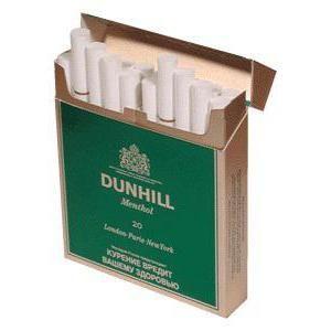 сигарети Данхілл відгуки
