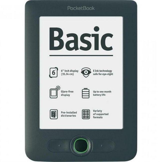 Фото - PocketBook 613 Basic New: відгуки, характеристики, інструкція
