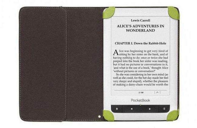 Фото - PocketBook 623 Touch 2: відгуки, інструкція