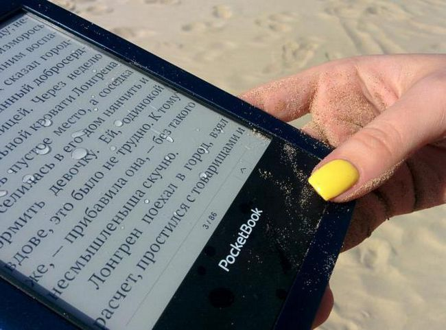 Фото - PocketBook 640: відгуки, огляд, характеристики, інструкція