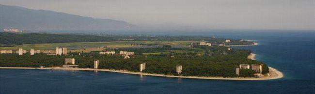 Абхазія у вересні