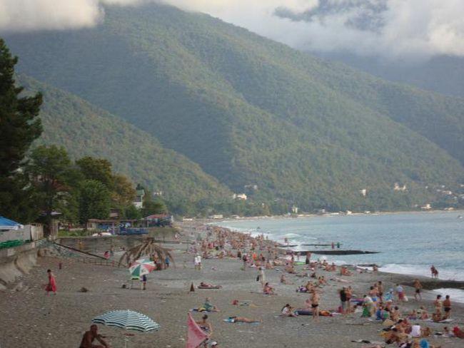 Абхазія приватний сектор вересня