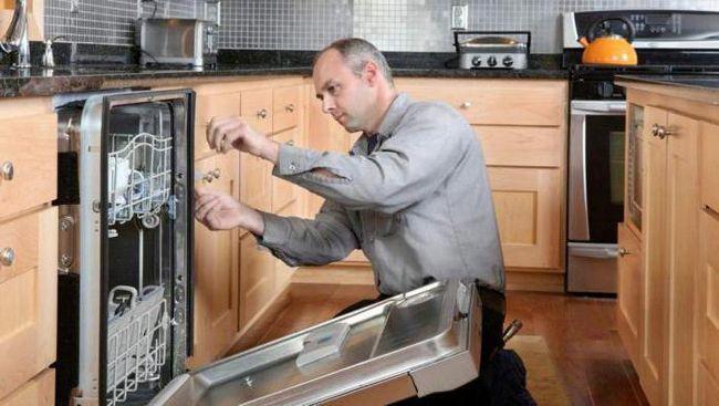 як підключити посудомийну машину до каналізації і водопроводу