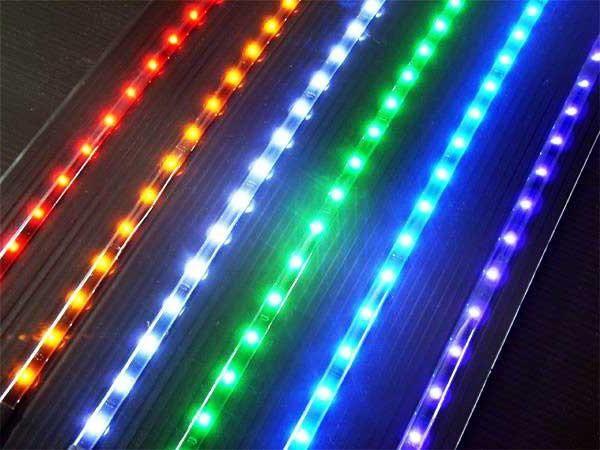 Підключення світлодіодної стрічки 220В