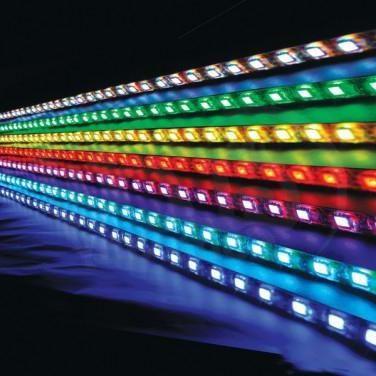 підключення світлодіодним кольорової стрічки