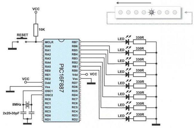 світлодіодна стрічка 12 вольт підключення