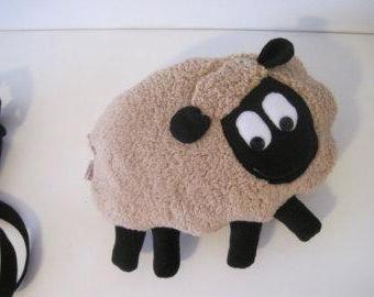 подушка-іграшка овечка своїми руками