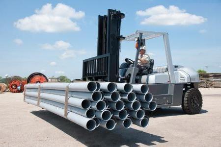 Фото - Навантажувачі вилочні - універсальний засіб для розміщення товарів на складі