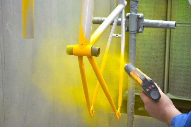 Фото - Порошкове фарбування: що це таке і де застосовується?