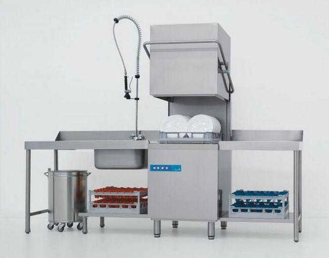 посудомийна машина купольного типу mach