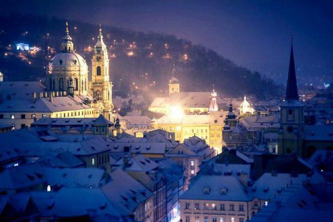Відпочинок в Празі