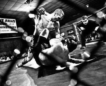 Фото - Правила ММА: бої без правил, або змішані бойові бойові мистецтва