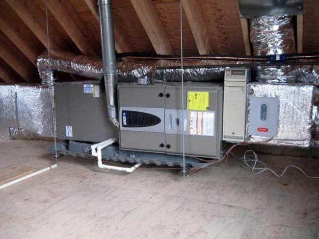ремонт систем вентиляції