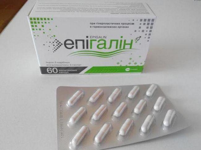препарат епігалін