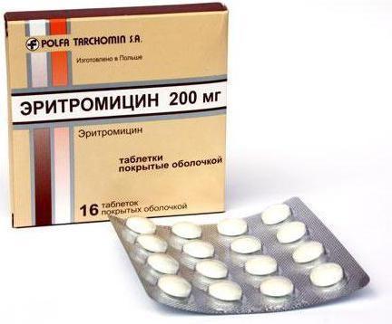 рокситроміцин відгуки