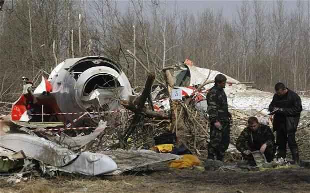 авіакатастрофа під смоленському загибель Леха Качинського