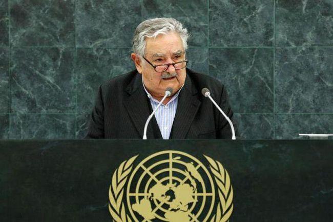 Фото - Президент Уругваю Хосе Мухіка