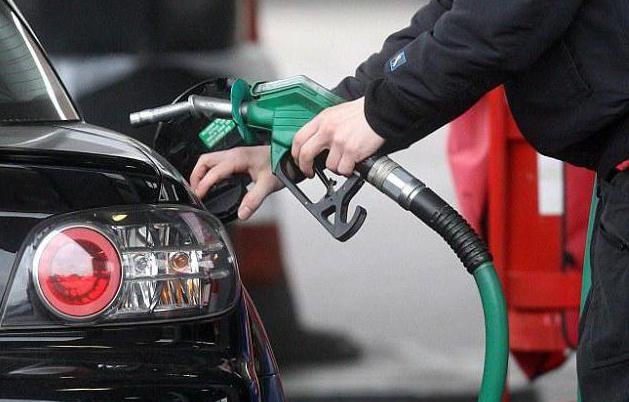 дуже велика витрата палива