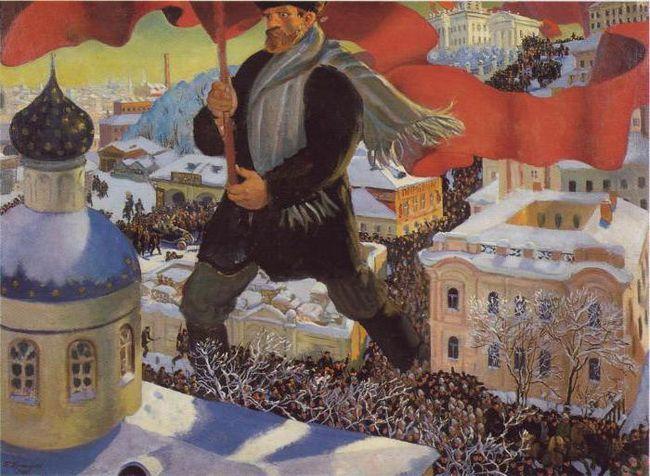 Фото - Приклади революції в Росії та Франції