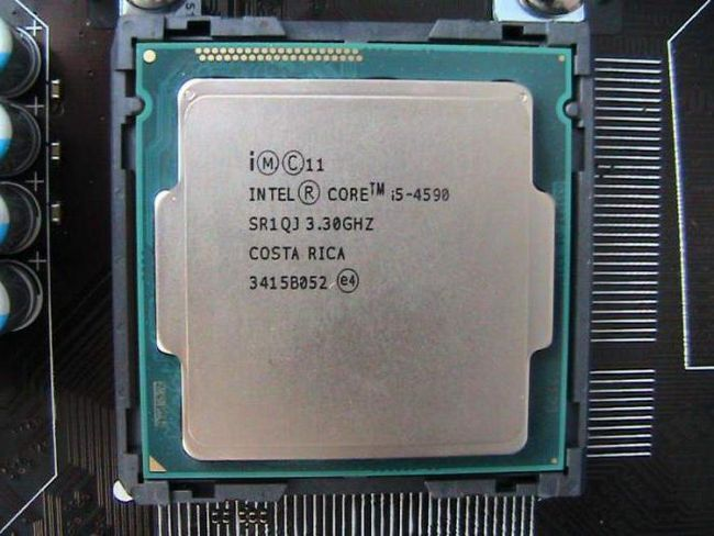 Core i5 4590 Haswell
