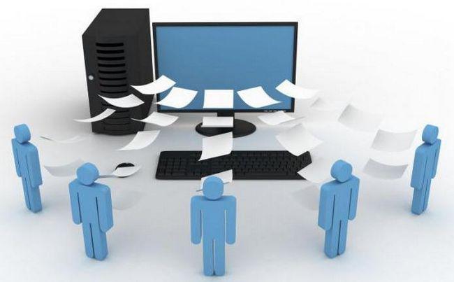 Посадові обов'язки документознавців в установі
