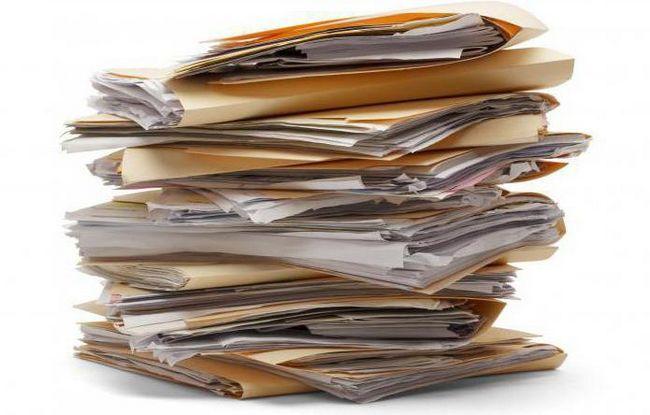 Документовед посадові обов'язки в школі