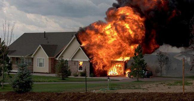 Фото - Професійне прибирання після пожежі