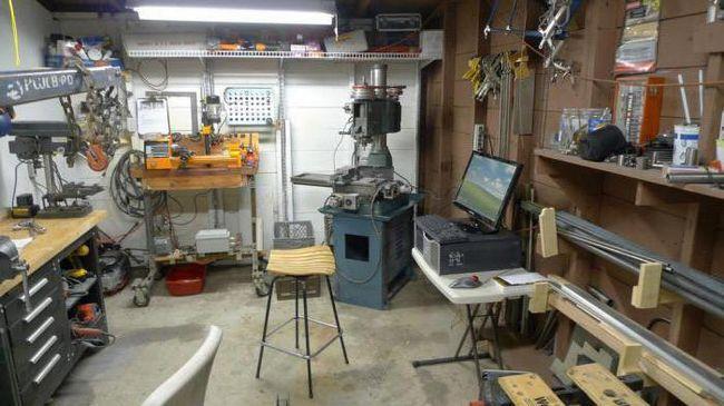 виробництво в гаражі ідеї з Китаю