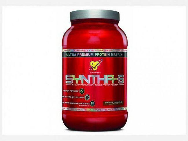 Фото - Протеїн BSN Syntha-6: інструкція, відгуки, склад