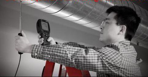 перевірка систем вентиляції