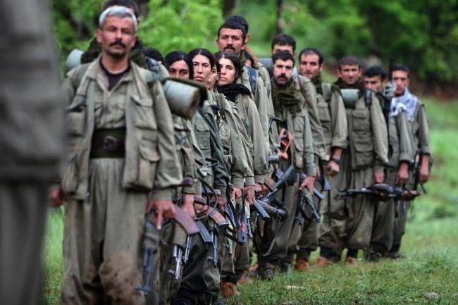 Фото - Робоча партія Курдистану: історія та мети