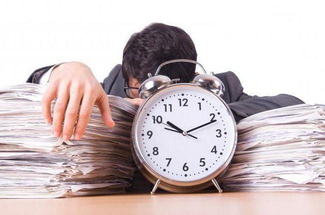 Фото - Робочий час. Фотографія робочого часу: приклад, зразок