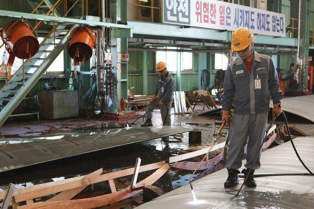 Робота в Південній Кореї