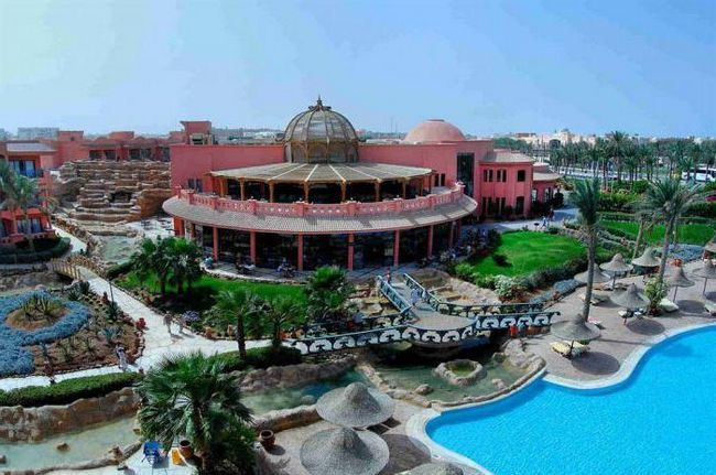 Фото - Radisson Sas Park Inn 4 *, Шарм-ель-Шейх: відгуки, фото