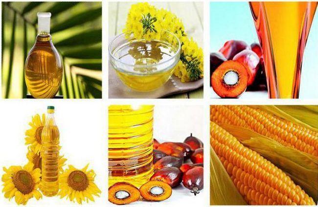 Фото - Рослинна олія - це вершкове або соняшникове? Які бувають рослинні масла?