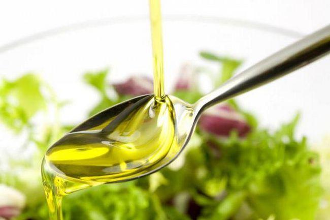 рафінована рослинна олія це