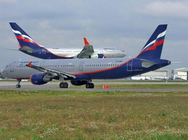 Фото - Рейтинг авіакомпаній Росії з безпеки польотів та іншим параметрам